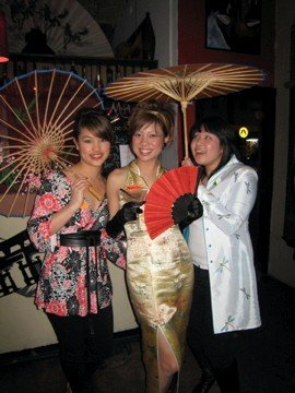 Chinese themed party