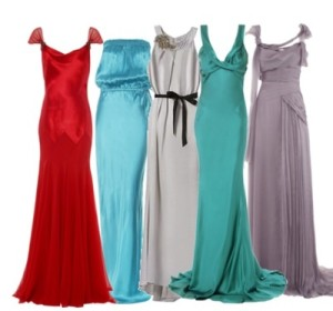 elegant gowns