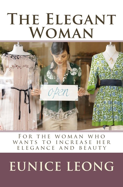 the elegant woman book