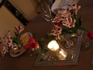 elegant table decoration 2