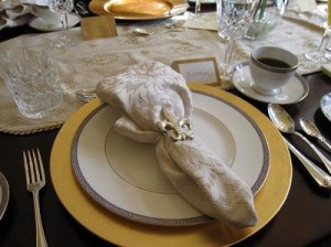 elegant table decoration 7