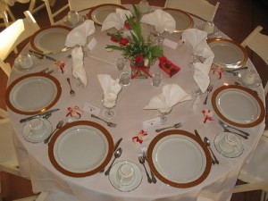 elegant table settings 10