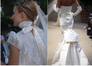 elegant wedding dress idea