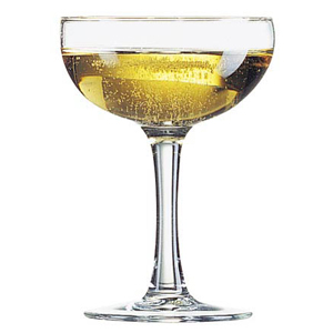 champagne coupe wine glass