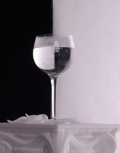 The German White Wine Glass