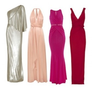 elegant evening gowns