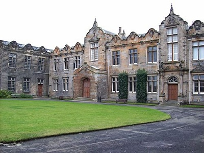 University of St Andrews, Kate Middleton's biography